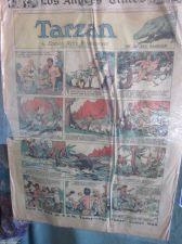 Buy TARZAN 1-27-32 Sun. Newspaper Strip HAL FOSTER ART Winnie Winkle, Mr. & Mrs.