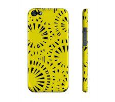 Buy Gozalez Yellow Black Iphone 5/5S Phone Case
