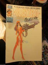 Buy ELEKTRA ASSASSIN #1 VF Marvel Comics 1986 DD's gal. Sienkieweiz art FRANK MILLER