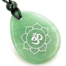 Buy Amulet Lucky Charm Turtle Green Quartz Good Luck Powers Pendant Necklace