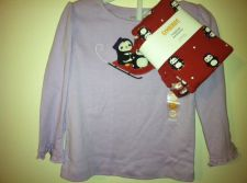 Buy Gymboree Winter Penguin Top And Leggings Size 18-24month