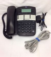 Buy AT&T 2 (two) Line SPEAKER tele PHONE Model 972 ATT Corded Conference Speed Dial