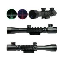 Buy Scope rifle 3 Reticle Red/Green 5 1 Riflescope M1 3.5-10x40 R