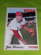 Buy VINTAGE KIM MALONEY REDS 1970 TOPPS #320 GD/VG