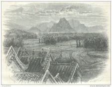Buy CHINA - PALO-HANG - engraving from 1875