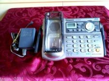 Buy KX TG5576 S PANASONIC charger base w/PS = cordless TGA552 S handset tele phone