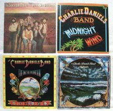 Buy CHARLIE DANIELS BAND ~ Lot of ( 4 ) Country Rock LPs