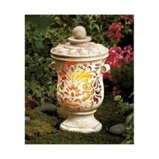 Buy flameless indoor outdoor urn with timer new