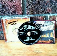 Buy CD Buddy Guy Sweet Tea Chicago Blues 2001 Zomba Recording Silvertone Records EUC