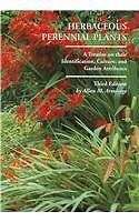 Buy Herbaceous Perennial Plants : A Treatise on their Identification, Culture,...