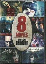 Buy Midnight Horror 8 Movies Night Of The Living Dead Dark Woods DVD NEW