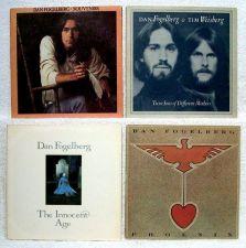 Buy DAN FOGELBERG ~ Lot of ( 4 ) Folk Rock / Soft Rock LPs