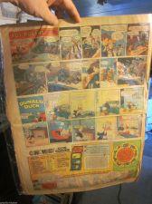 Buy FLASH GORDON Mac Raboy Orig Sun. Newspaper Strip 7-2-1950 SteveCanyon Roy Rogers