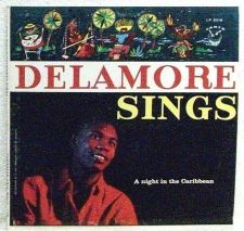 Buy RICHIE DELAMORE ~ Delmore Sings / A Night In The Caribbean Pop-Calypso LP