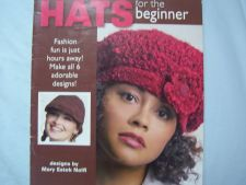 Buy Leisure Arts Crocheted Hats for the Beginner Pattern Book
