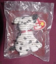 Buy Baby Hydrant the Dog #23 2009 Ty Teenie Beanie McDonalds 30 Years Happy Meal Toy