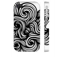 Buy Ringel Black White Iphone 4/4S Phone Case