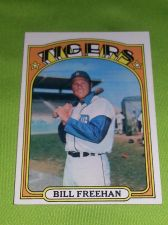 Buy VINTAGE BILL FREEHAN TIGERS 1972 TOPPS #120 GD/VG