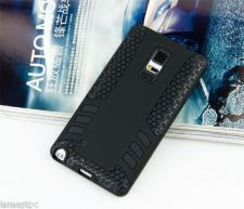 Buy Samsung Galaxy Note 4 Hybrid Titan Case very slim top seller