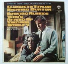 Buy WHO'S AFRAID OF VIRGINIA WOOLF? ~ 1966 Original Music LP Taylor / Burton