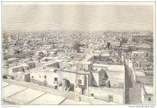 Buy TUNISIA - KAIROUAN GENERAL VIEW - engraving from 1885