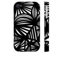 Buy Stupar Black White Iphone 4/4S Phone Case