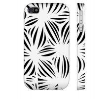 Buy Karras Black White Iphone 4/4S Phone Case