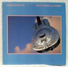 Buy DIRE STRAITS ~ Brothers In Arms 1985 Rock LP