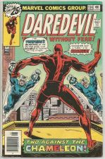 Buy Daredevil #134 Marvel Comics 1976 VG range; Wolfman / Brown