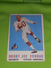 Buy VINTAGE Bobby Joe Conrad CARDINALS HOF SUPERSTAR 1959 TOPPS #173 FR-GD