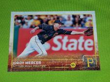 Buy MLB JORDY MERCER PIRATES SUPERSTAR 2015 TOPPS GLOSSY INSERT #269 GEM MNT