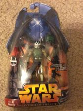 Buy Star Wars AT-RT Driver - Missile Firing Blaster RotS Action Figure