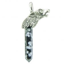 Buy Amulets Infinity Best Friends Magic Fire Energy Pink Purple Quartz Pendant Necklaces