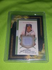 Buy MLB VICTOR MARTINEZ INDIANS 2010 TOPPS A&G GAME WORN JERSEY RELIC MNT