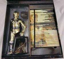 Buy C-3PO : 12 in. Limited Edition Tales of the Golden Droid Star Wars Masterpiece