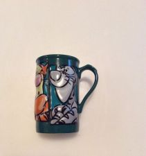 Buy Disney Tigger Coffee Mug 3D Black & White Green Winne The Pooh