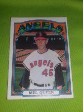 Buy VINTAGE MEL QUEEN ANGELS 1972 TOPPS #196 GD