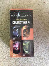 Buy Star Trek Spock Collectible Glass