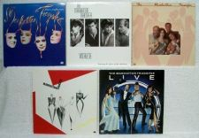Buy The MANHATTAN TRANSFER ~ Lot of ( 5 ) Pop / Fusion / A Cappella LPs