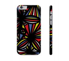 Buy Snowdon Yellow Red Blue Iphone 6 Phone Case