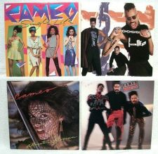 Buy CAMEO ~ Lot of ( 4 ) R&B / Soul / Funk LPs