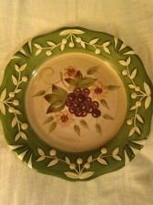 Buy Pamela Gladding Plate Grapes