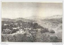 Buy CHINA - PA-Y VILLAGE - engravings from 1873