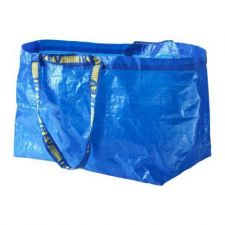 Buy IKEA - FRAKTA - Storage Bag Laundry Tools Shopping Gardening Recycling NEW