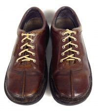 Buy Merrell Shoes Mens 10.5 Brown Leather Oxfords