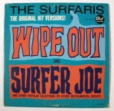 Buy SURFARIS ~ The Original Hit Version! WIPE OUT and SURFER JOE 1963 LP