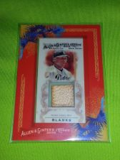 Buy MLB KYLE BLANKS PADRES 2010 TOPPS A&G GAME USED BAT RELIC MNT