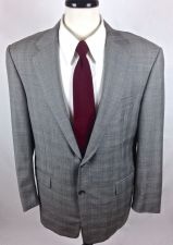 Buy Loro Piana Blazer Mens 42 R Gray Wool Sport Coat Jacket