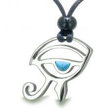 Buy Owl Heart Amulet Woods Energy Forces Magic Circle Medallion Simulated Black Onyx Pend