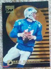 Buy Drew Bledsoe 1997 PINNACLE Zenith#70 New England Patriots NM-MT